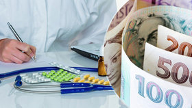 Češi platí za zdravotní péči nejméně v EU: Nejvíc za zubaře, miliardy jsme dali i za brýle