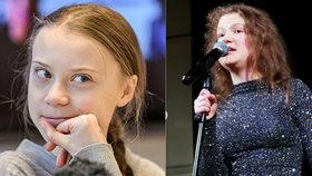 """""""Super talentovaná"""" sestra (14) aktivistky Grety si """"střihne"""" Edith Piaf. Sekundovat jí bude matka"""