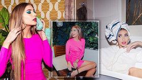 Hvězda sociálních sítí tvrdila, že si užívá na Bali: Ve skutečnosti to byla IKEA!