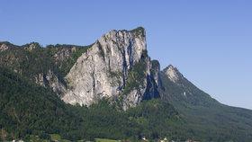 Smrt chlapečka (†6) na túře v Alpách: Na stejném místě zemřel i sportovec Štěpán!