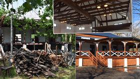 Dřevák na Kamenčáku je po rekonstrukci: Podívejte, jak dopadla!