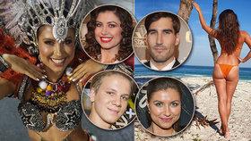 Tanečnice ze StarDance Lálová: Sexy zadečkem vrtěla na festivalu v brazilském Riu!