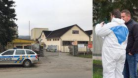 Krvavý pátek v Mnichově Hradišti: Oběť pobodal krvelačný spolubydlící! říká policie