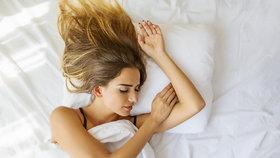 Co všechno ovlivňuje dobrý spánek a jak se konečně vyspat