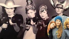 Geislerky, jak je neznáme! Tři sestry i s maminkou v zahraničním seriálu