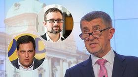 """Babiš udeřil na """"vlastizrádce"""". """"Sprosťárna,"""" zastávají se strany europoslanců"""