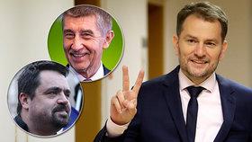 """Vítěz """"války milionářů"""" Matovič: Mix populisty a showmana, Babiše s Novotným, míní experti"""