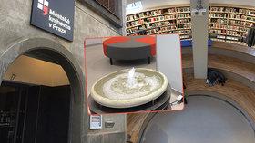 Pokladnice čtenářů. Pod Jezerkou vznikla nová knihovna. Má fontánku i vlastní trezor