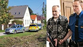 Jiří Hypša dostal za vraždu 22 let vězení: Rozsudek přezkoumá Nejvyšší soud