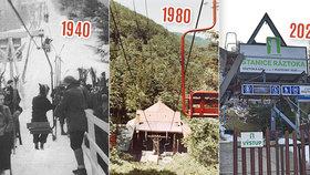 Lanovka na Pustevny slaví 80 let: Byla první sedačkovou dráhou na světě!