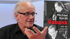 Michael Kocáb o Sametové revoluci a komunistech: Svou knihu jsem napsal kvůli novinářům a dětem