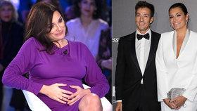 Těhotná Šeredová se ozvala z Itálie: Zákaz cestování až do porodu!