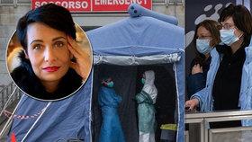Češka Markéta z ohniska evropské nákazy: Kvůli hysterii jsem se bála jet domů!