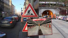 Praha jako obří staveniště: Město čeká 236 oprav silnic a kolejí! Kde všude zkomplikují dopravu?