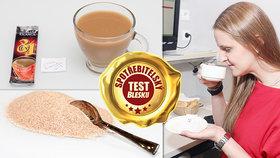 Instantní kávové nápoje: Platíme za sladkou obarvenou vodu s olejem, ukázal test