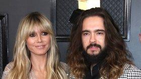 Heidi Klumová s manželem jsou v oddělené karanténě! Mají příznaky koronaviru