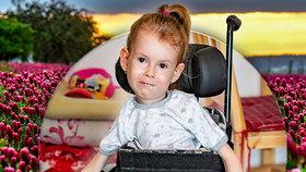Viktorku nemoc mění v hadrovou panenku! Máma bojuje za léčbu, bez ní selže srdce