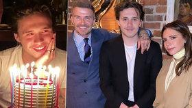 Brooklyn Beckham slavil 21. narozeniny: Matka Victoria mu dopřála nevídaný luxus!