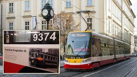"""Z Ringhofferovy továrny vyjely slavné """"tétrojky"""", Praze vtiskly charakteristickou tvář. Teď po něm pojmenovali tramvaj"""