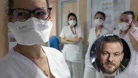 První případ koronaviru na Slovensku: Muž (52) z vesnice, kterému syn přijel z Benátek