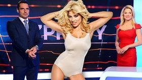 Velké změny na Primě: Sexbomba Perkausová a Šebrle končí ve zprávách!