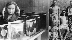 Bestie z Buchenwaldu holdovala sexu i mučení vězňů: Její syn vinu neunesl