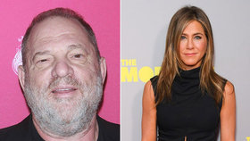 Další hřích odsouzeného zvrhlíka Weinsteina! Chtěl zavraždit Jennifer Anistonovou?