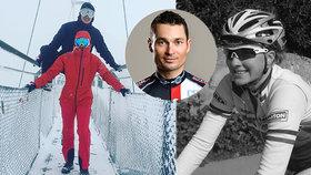 Smrt českých turistů na Dachsteinu: Nejusměvavější cyklistku Dášu oplakává i paralympionik Jiří Ježek