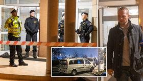 """Záhadná smrt dívky v Letňanech: Domácí násilí?! """"Odskákala to životem,"""" řekla sousedka"""