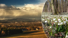 Víkend odstartuje sérii slunečných dnů, pozor na mrazivá rána a klíšťata
