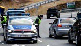 Rakousko otevře hranice s Německem 15. června. Kontroly poleví už od pátku