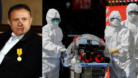 Virolog Karel Raška (80) exkluzivně pro Blesk: Přibude nemocných s dramatickým průběhem