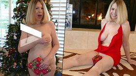 Babička (70) vydělává nahotou statisíce: Na internetu prodává své sexy fotografie!