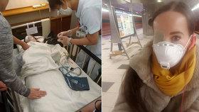 Ivanka musí na další operaci. Přišla o implantát, koronavirus ale vše komplikuje