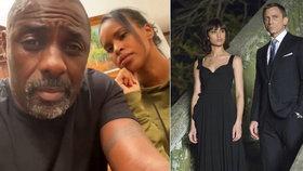 Celebrity mají koronavirus: Nakazila se Bond girl i hvězda Avengers!