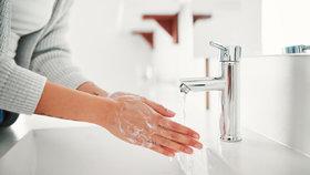 Nepodceňujte mytí rukou! Tyto nemoci vám jinak hrozí