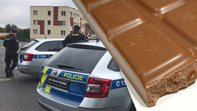 Šlohli čokolády, hrozí jim osm let! Nouzový režim zpřísnil tresty, sladká kořist se gaunerům nevyplatila