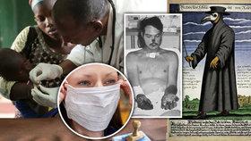 Pět nejhorších pandemií v historii: Chřipka, AIDS i neštovice mají na svědomí miliony lidí!