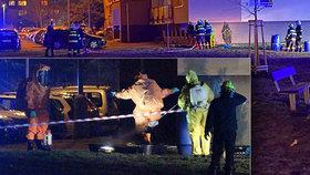 Mrtvý muž v paneláku vyvolal znepokojení: Záchranáři v Kladně zasahovali v ochranných oblecích!