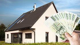 Dotace na bydlení jdou na dračku. Poradíme jak na ně