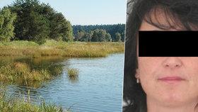 Detaily vraždy kadeřnice Jitky z Brodu: Manžel ji prý zalehl a nahou hodil do rybníku! To vše kvůli jiné ženě?