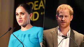 První prohlášení Harryho a Meghan o koronaviru: Dechberoucí slova! Spasí planetu?