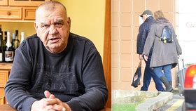 František Nedvěd po operaci srdce v lázních: 14 dní bez spánku a zákaz pro manželku!