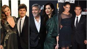 Nejrychlejší zásnuby celebrit: Kdo si nechal prstýnek navléknout už po pár dnech?