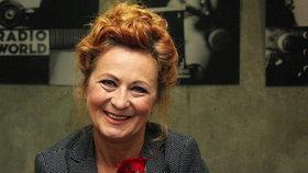 Simona Stašová slaví 65 let: Oslava vkaranténě a bez životní lásky!