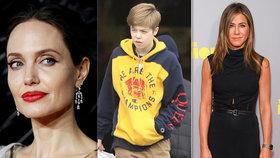 Tohle Angelina nevydýchá! Dceru Shiloh »kazí« Bradova bývalka Anistonová