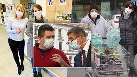 Kdy budou roušky? 8 otázek a odpovědí: Jak se dostanou do Česka a mezi běžné lidi