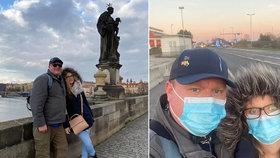 Ivana a její manžel po návštěvě Bratislavy málem zůstali uvězněni na Slovensku: Radši přešli pěšky hranice