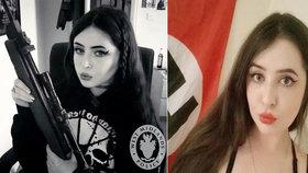 """Miss Hitler chtěla nadělat z hlav Židů fotbalové míče: """"Kráska z Buchenwaldu"""" skončila před soudem"""