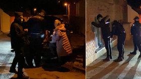 Hledaná Lucie (15) z Prahy neodjela. V Hlubočepích ji chytili policisté s dcerou (3 měs.) a s přítelem